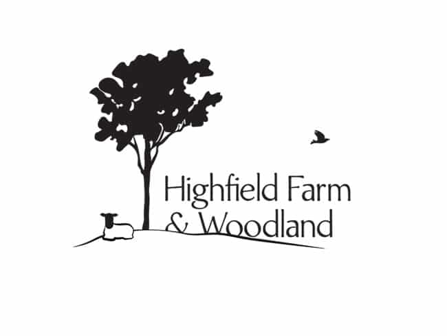 Logo Design Gundagai Regional NSW | Highfield Farm & Woodland