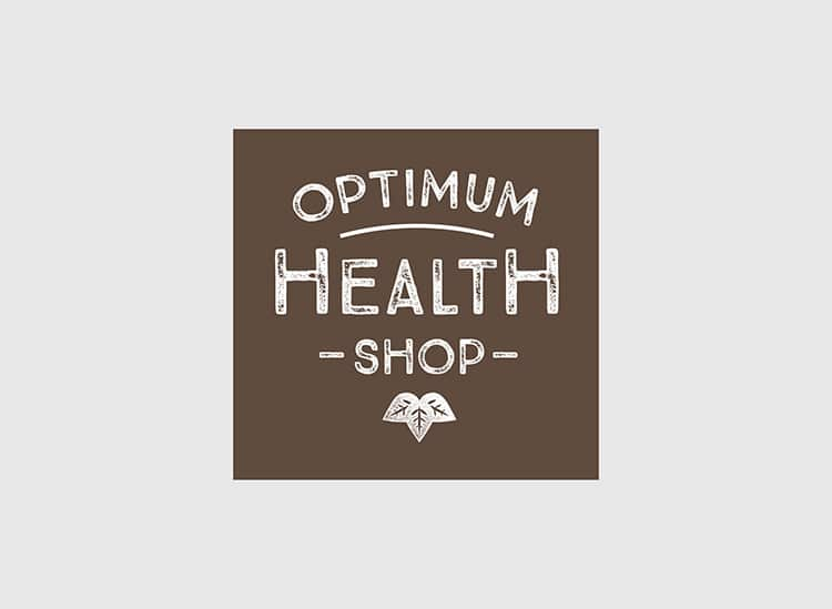 Nowra Logo Design | Optimum Health Shop