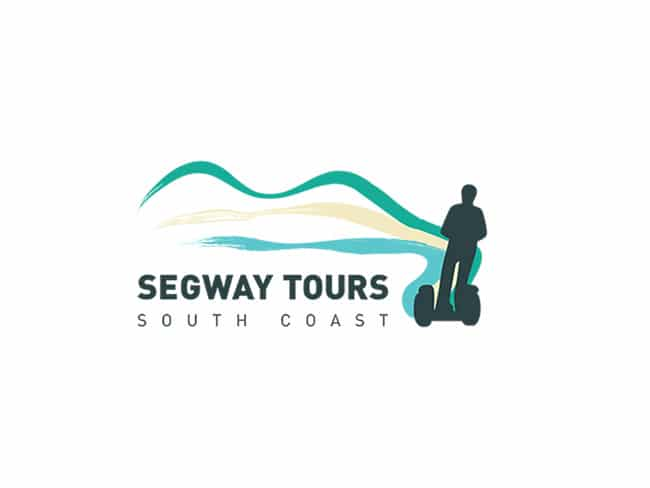 South Coast Logo Design | Segway Tours South Coast