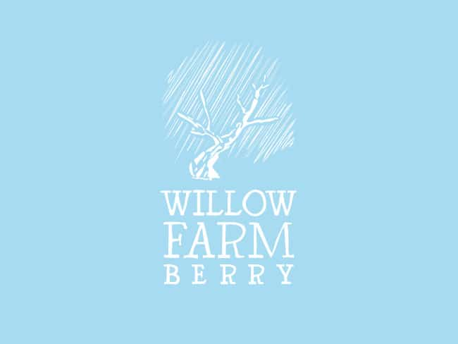 South Coast Logo Design | Willow Farm Berry