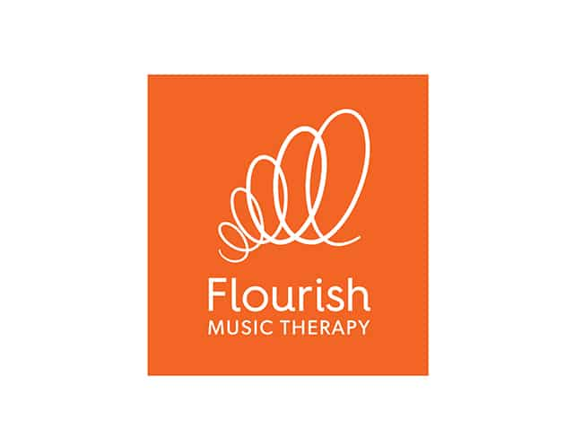 Logo Design South Coast NSW | Flourish Music Therapy