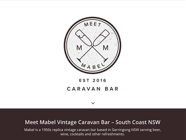 Gerringong Web Designer | Meet Mabel