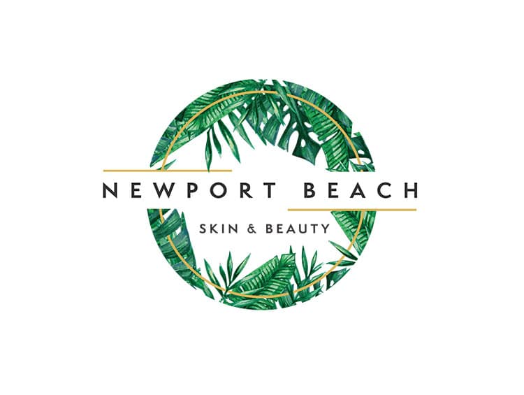 Logo Design Sydney - Newport Beach Skin & Beauty | Handmade Web & Design