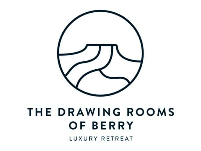 Accomodation Logo Design | The Drawing Rooms of Berry